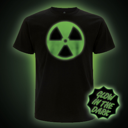 Glow in the Dark Hazard T-shirt